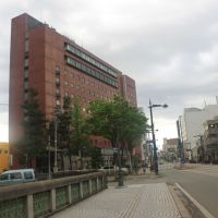 富山マンテンホテル, Уозу