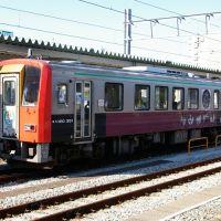 JR Toyama Station / JR 富山驛, Уозу