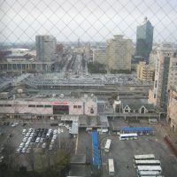 富山駅 Toyama station, Уозу