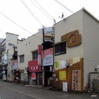 17:35 シネマ食堂街(JR富山駅前), Уозу