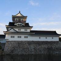 도야마城, Уозу