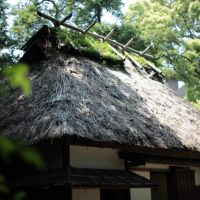 平尾山荘跡, Амаги