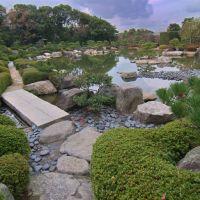 日本庭園(大濠公園), Амаги