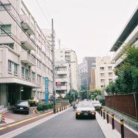 浜の町病院法務局前, Иукухаши
