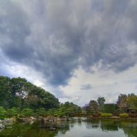 大濠公園内・日本庭園, Курум