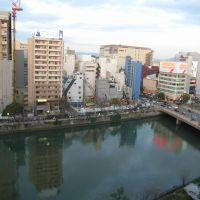 Nakasu From Tokyu Inn, Ногата