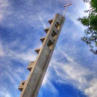 The Belfry (Daimyo Catholic Church), the Clouds, Ногата