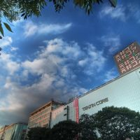 Tenji Core Building, Ногата