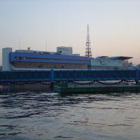 福岡競艇場, Ногата
