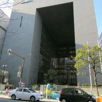 福岡銀行本店, Ногата