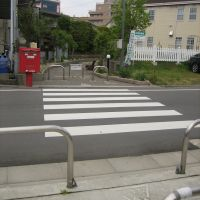 Kamihama-cho Green sidewalk, Иваки