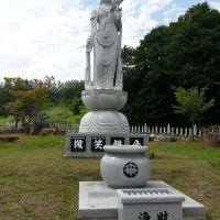 達磨寺 微笑観音, Фукуиама