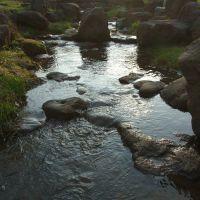clear stream, Абашири