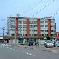 Abashiri Bus Terminal Building, Абашири