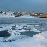 Iced River, Абашири