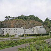 Abashiri sewage sludge center 網走市公共下水道スラッジセンター, Абашири