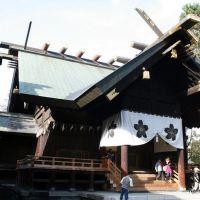 Kamikawa Shrine  上川神社, Асахигава