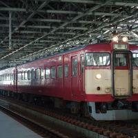 Type711 in Asahikawa Sta., Асахигава