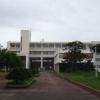 美唄市役所, Бибаи