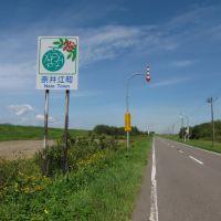 奈井江町のカントリーサイン, Бибаи