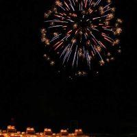 Ice candles & Fireworks, Вакканаи
