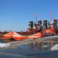 icebraker of Russia 2, Вакканаи