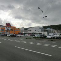 稚内駅前, Вакканаи
