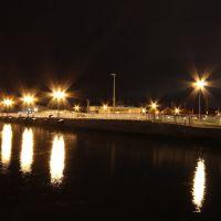 釧路川河口, Куширо