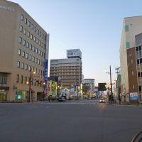 釧路駅前, Куширо