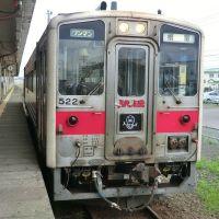 釧路駅5番線*根室行き, Куширо