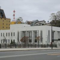 Bank of Japan Kushiro Branch (日本銀行・釧路支店), Куширо