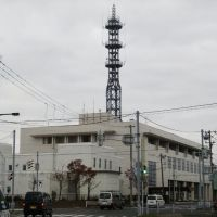 Kushiro Fire Department & Kushiro-Chuo Fire Station (釧路市消防本部 & 釧路市中央消防署), Куширо