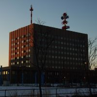 Kushiro union government office building, Куширо