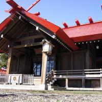 北海道 室蘭市 御前水町 御傘山神社, Муроран