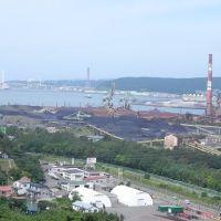 日本製鉄所, Муроран