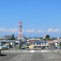 帯広市街*根室線から, Обихиро