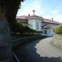 カトリック住ノ江教会 Suminoe Catholic Church, Отару