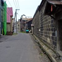 Back Streets of Otaru Port, Hokkaido, Отару