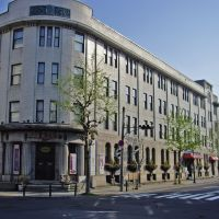 Former Otaru Bank, now Hotel, Hokkaido, Отару