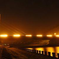 国道232号線 ルルモッペ大橋(夜), Румои