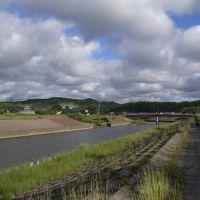 Rumoi River, Hokkaido, Japan, Румои