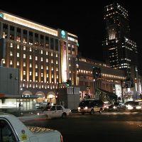 Sapporo Station (Hokkaido) / 札幌駅の夜景, Саппоро