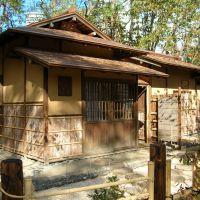 八窓庵 重要文化財(A hermitage), Саппоро