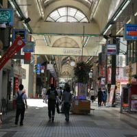 狸小路商店街 五丁目 2009/09/02, Саппоро
