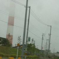 Oji chimney, Томакомаи