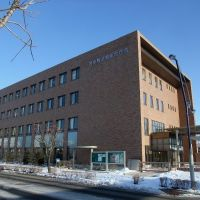 Tomakomai Branch, Sapporo District Prosecutors Office (札幌地方検察庁・苫小牧支部 他 苫小牧法務総合庁舎), Томакомаи