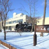Tomakomai Science Museum & Russian Mir Museum (苫小牧市科学センター&ミール展示館), Томакомаи