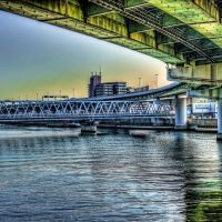 神崎川, Амагасаки