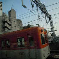 Hanshin Amagasaki station, Амагасаки