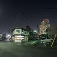 七松町(夜景), Амагасаки